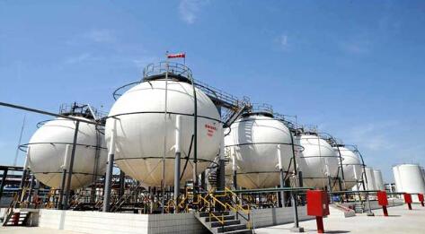 鲁西化工集团-气体报警器监控系统