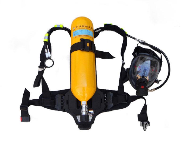 RHZKF正压式钢瓶空气呼吸器