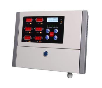 RBK-6000-6分线式气体报警控制器(老款)