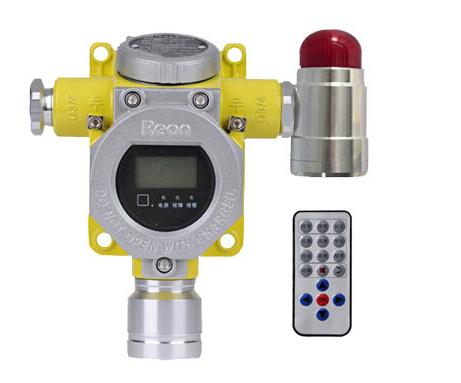 液晶显示型气体探测器